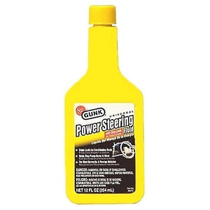 Motor Medic by Gunk M2713 Universal Power Steering Fluid with Stop Leak - 12 oz.