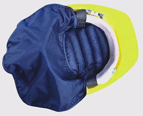 Beat The Heat with Occunomix Mira Cool 969-018 Hard Hat Pad W/ Neck Shade 1/Pk