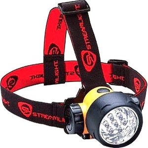 Streamlight 61052SL Septor LED Headlamp with Strap