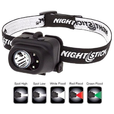 Bayco Night Stick NSP-4610B Multi Function Headlamp 150 Lumens