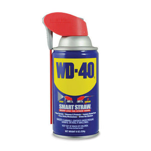 WD-40 110057 Multi-Use Product Spray with Smart Straw, 8 oz. (Pack of 1)
