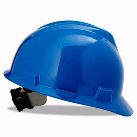 MSA 477483 - CAP,V-GD,RATCHET,LARGE,MEDIUM BLUE