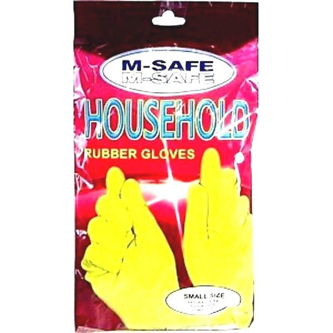 Majestic 3351 M-Safe Household Rubber Gloves