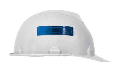 Accuform LHR104BU Reflective-Gloflex-Hard-Hat-Decal