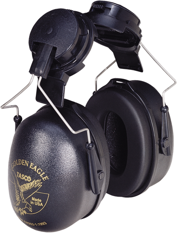 Tasco 2951 Golden Eagle Cap Mounted Earmuffs