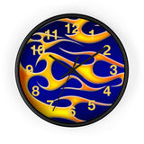 "MV Collection ""Classic Flames"" Wall clock"