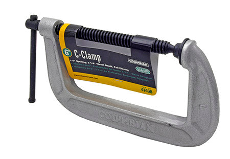 "Columbian 3161 6"" Heavy Duty C-Clamp"