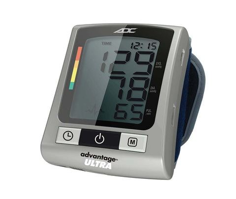 ADC Advantage™ Ultra 6016N Wrist Digital BP Monitor