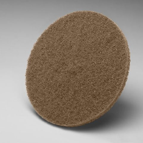 3M Scotch-Brite CP-HA Non-Woven Aluminum Oxide Hook & Loop Disc