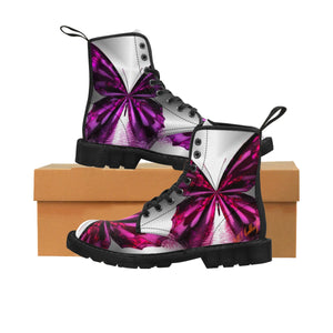 "MV Collection ""Iron Butterfly"" Women's Martin Boots"