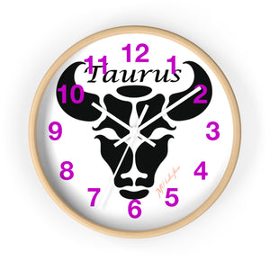"MV Collection ""Taurus"" Wall clock"