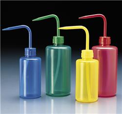 Azlon WGR Colored 500mL Wash Bottles