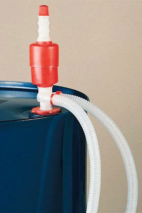 Action Pump Polyethylene Siphon Pumps