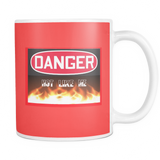 "MV Collection ""Danger Hot Like Me"" Mug"