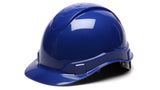 Pyramex Ridgeline Cap Style 4-Point Standard Ratchet Hard Hat