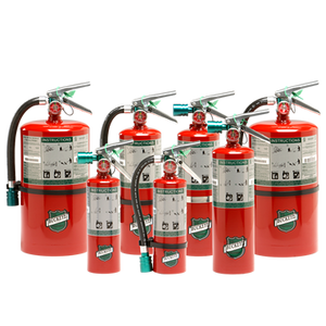 Buckeye Halotron Portable Hand Held Fire Extinguishers