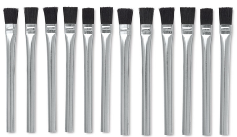 Anchor Brand AB-26 Acid Brush Lot of 10 Brushes