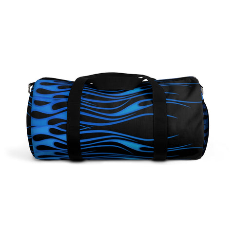 "MV Collection ""Black And Blue"" Duffle Bag"