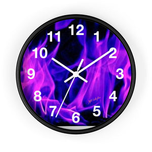 "MV Collection ""Blue"" Wall clock"
