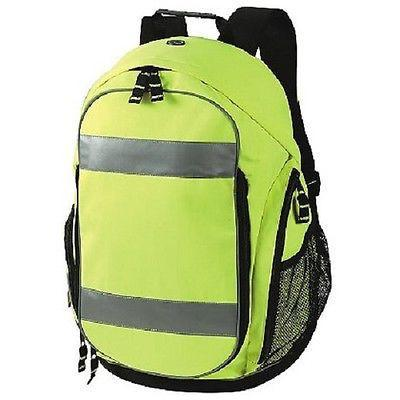 2W BP65-01, High Visibility Backpack