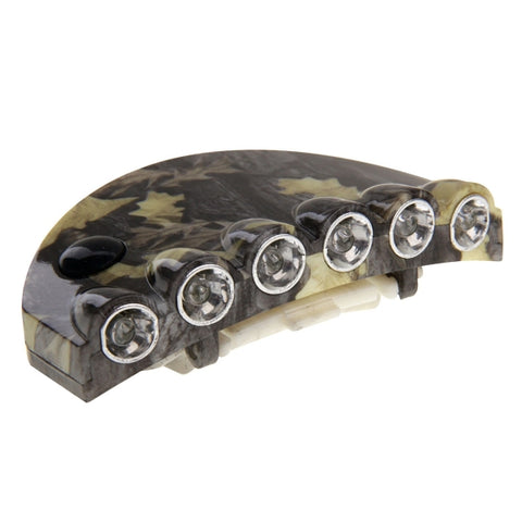 IIT 92917 LED Cap Visor CAMO Hat Light Clip