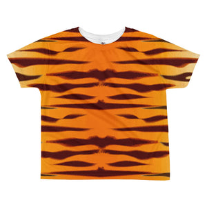 "MV Collection "" Lil Tiger"" All-over kids sublimation T-shirt"