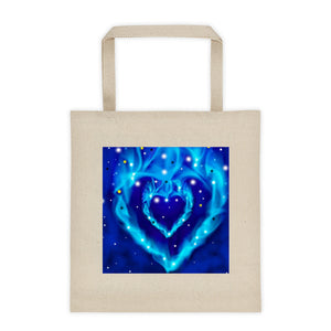 MV Terrestrial Heart Collection Tote bag