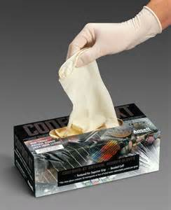 Ansell ANE69-318-XL Conform XT, Powder-Free 100% Natural Rubber Latex Gloves