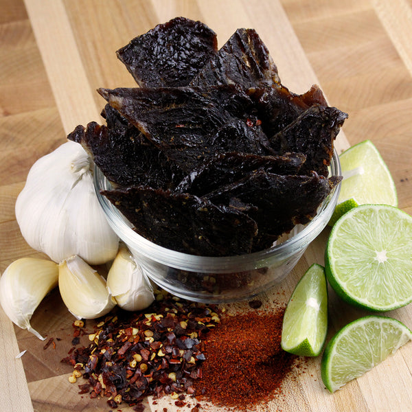 Chili Lime Jerky