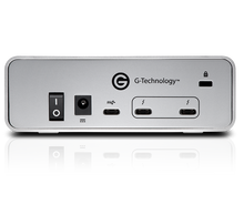 G-Technology G-DRIVE Thunderbolt & USB 8TB
