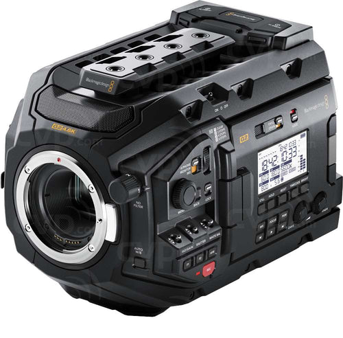 Blackmagic Design URSA Mini Pro 4.6K G2 PL o EF