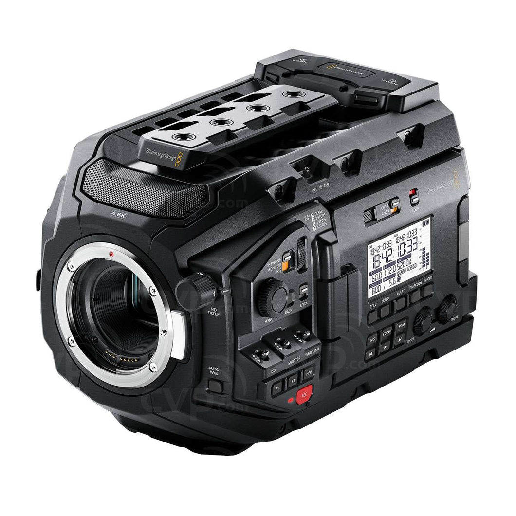 Blackmagic Design URSA Mini Pro 4.6K EF o LP