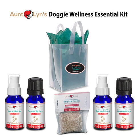 Aunt Lyn's Doggie Wellness Essential Kit
