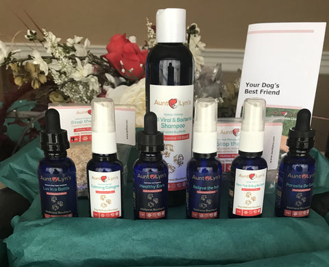 Aunt Lyn's Complete Wellness Line - All 9 Full Size Products