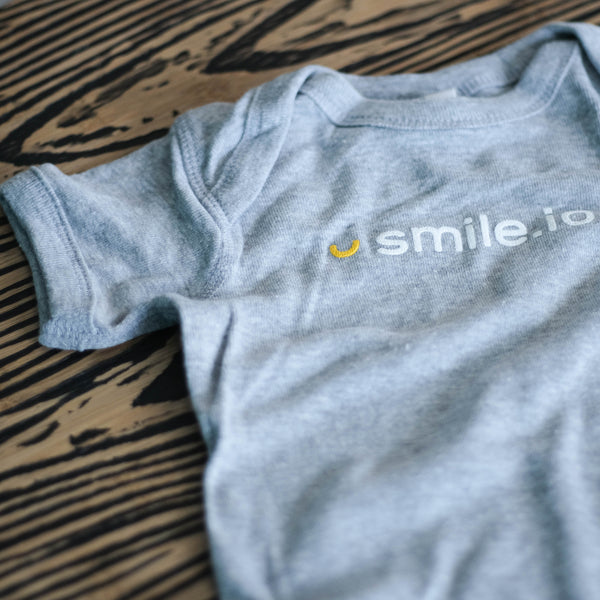 Smile.io Infant Onesie