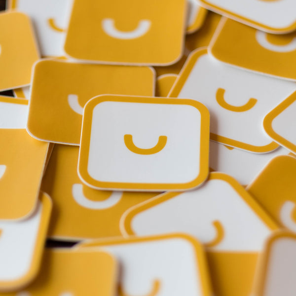 Smile.io Glyph Sticker