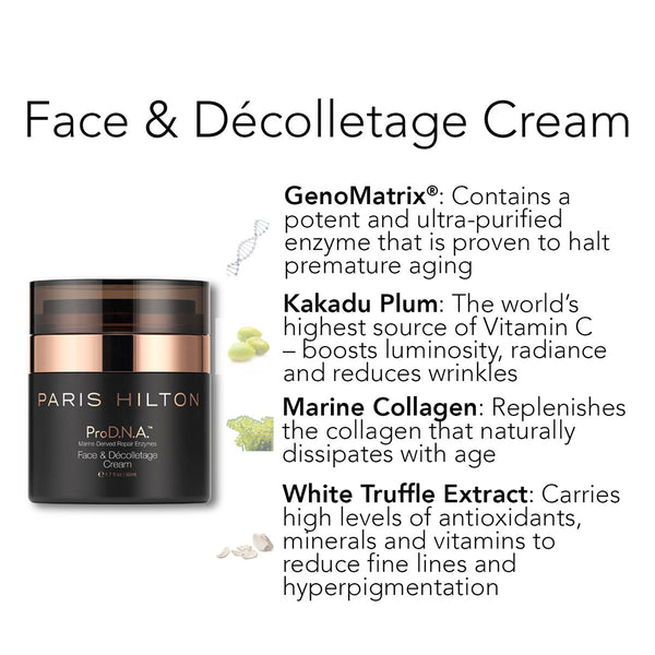 Face & Décolletage Cream