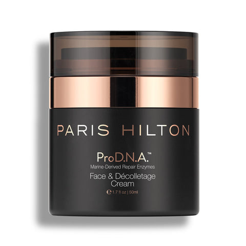 Paris Hilton Pro DNA Face and Decolletage Cream