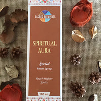 Sacred Elements Room Spray ~ SPIRITUAL AURA ~ Sacred Energy