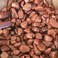 Goldstone Chips ~ 100gms Pouch