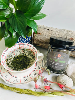 Nature Spirit (Australian Alpine Green Tea)©️ Organic Tea