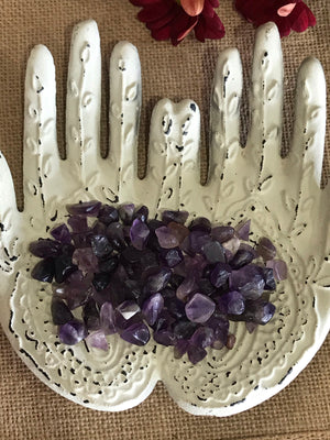 Amethyst Chips ~ 100gms Pouch