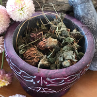 MoonstoneGypsyAu Magick Herb ~ RED CLOVER