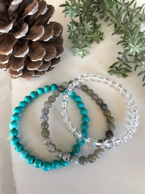 COLLECTION ~ WISH Healing Bracelet Set of 3©️