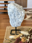 Blue Calcite ~ 2kgs