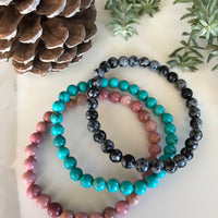 COLLECTION ~ HEALTHY WEIGHT Healing Bracelets Set of 3©️