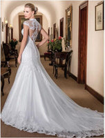 Mermaid Wedding Dress,Bridal Dresses BDS0198