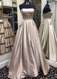 Fashion A-line Long Prom Dress Wedding Party Dress Formal Dress PDS0620