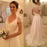 Popular Beach Wedding Dresses, Fashion Bridal Dress BDS0228