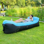 Inflatable Lounger Inflatable Couch Air lounger Air Chair Lounger Air chair Air Couch with Portable Storage Bag Wonderful Gift for Camping, Hiking, Swimming, Pool and Beach